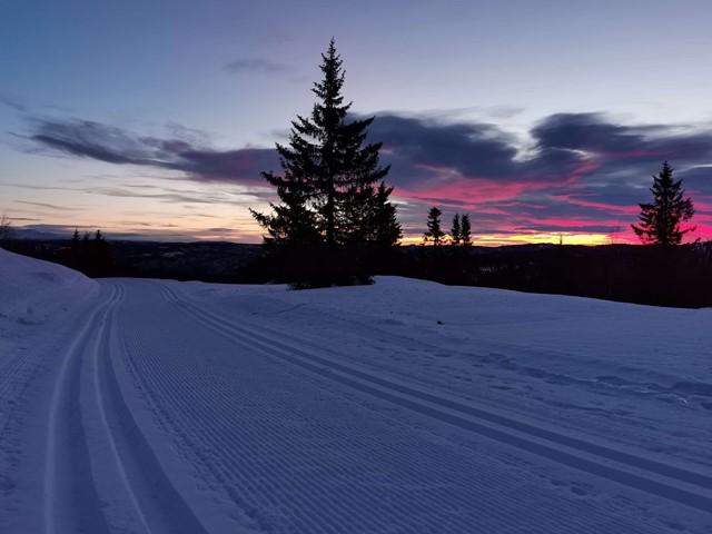Løypekjøring vinterferien - oppdatert løyperapport fredag